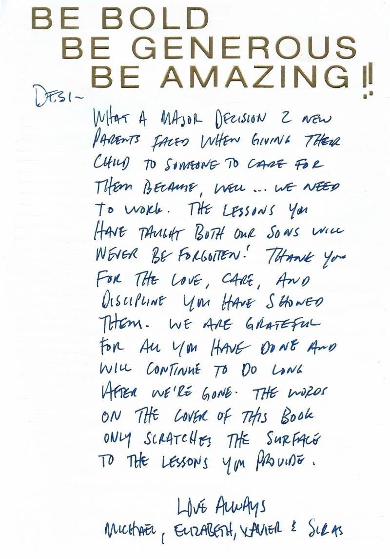 Thank You Letter Reference from www.desireegleason.com